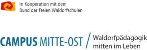 Logos Campus Mitte-Ost und Bund der Freien Waldorfschulen