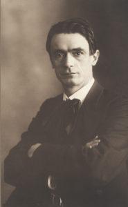 Porträt Rudolf Steiner