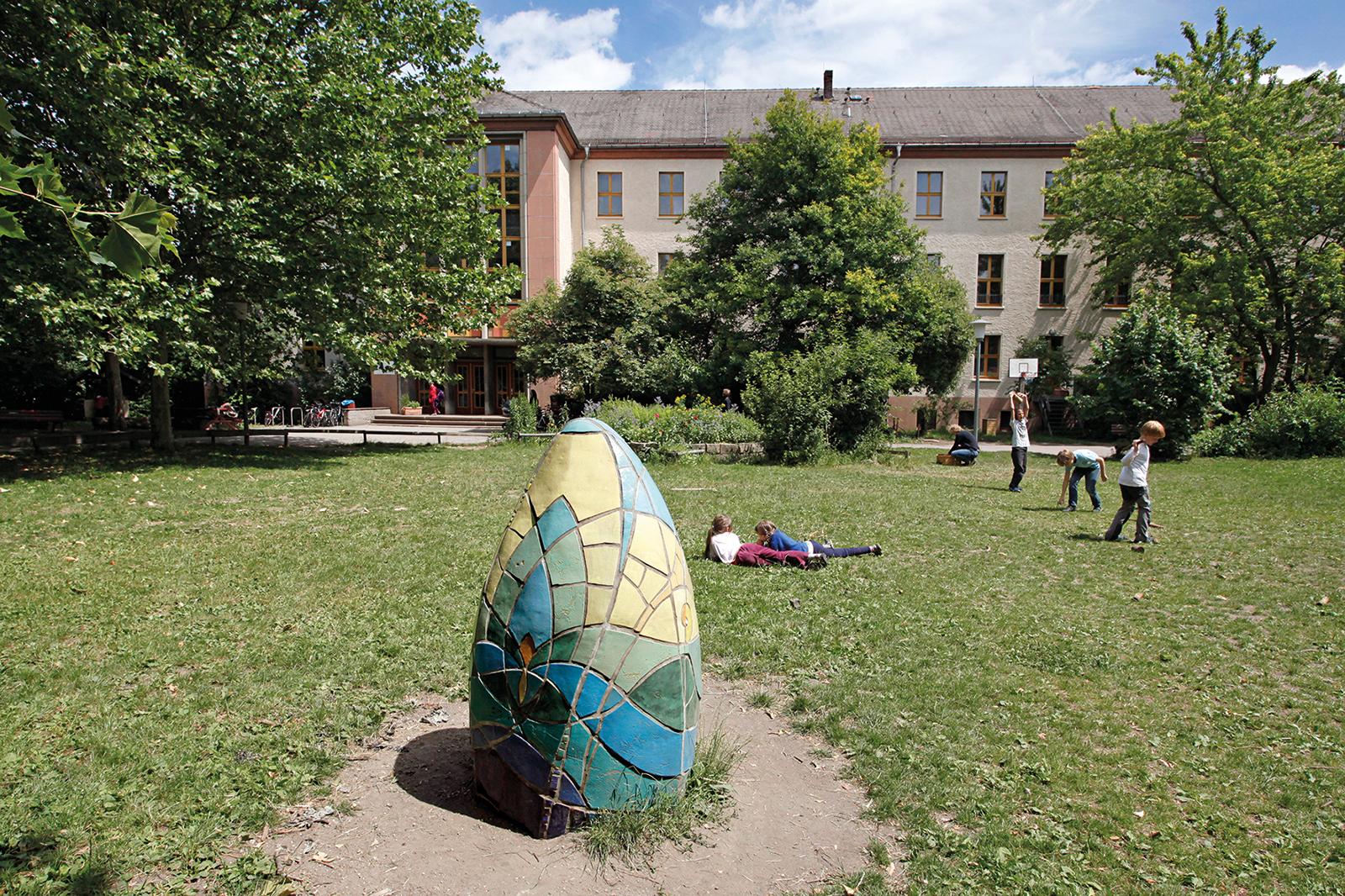 Waldorfschule Leipzig Garten, Veranstaltungsort Campus Mitte-Ost