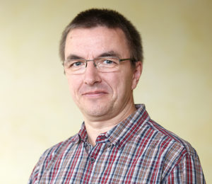 Erdmann Huebner, Gründungsmitglied Campus Mitte-Ost